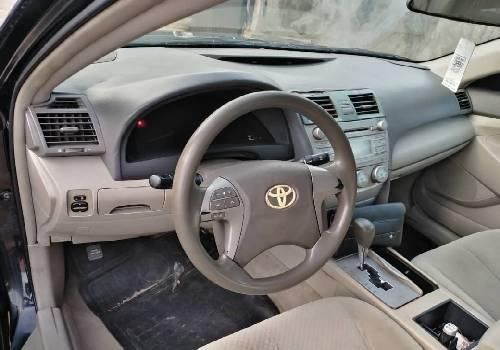 Nigeria Used Toyota Camry 2008 Model Black-2