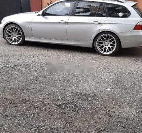 Foreign Used BMW 328i 2006 Model Silver-0