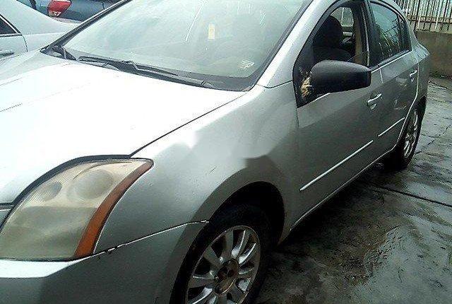 Nigeria Used Nissan Sentra 2008 Model Silver-8