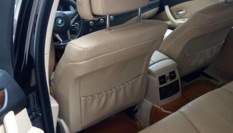 Super Clean Nigerian used 2009 BMW 5 Series-9