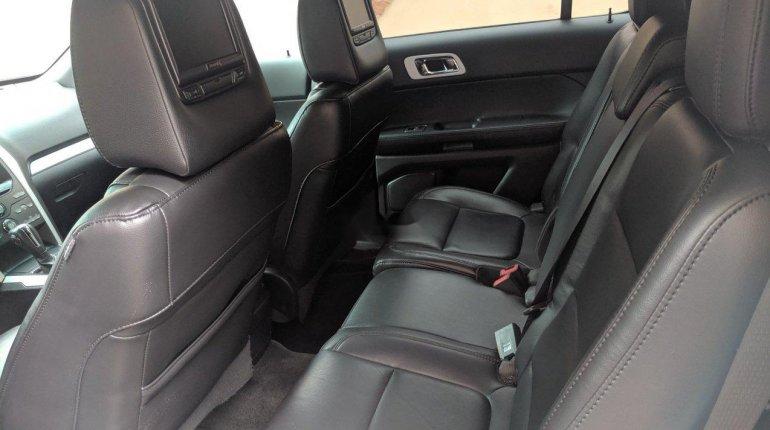Tokunbo Ford Explorer 2013 Model Black-0