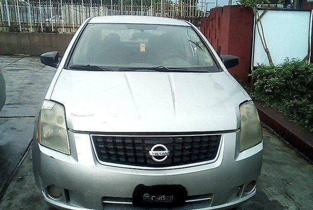 Nigeria Used Nissan Sentra 2008 Model Silver-13