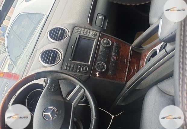 Super CleaForeign used Mercedes-Benz GL Class 2008 GL 450 Black-6