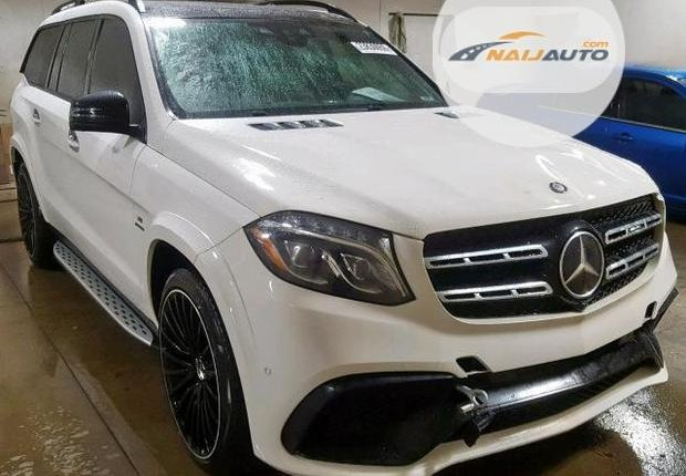 Neat Foreign used Mercedes-Benz G-Class 2017-6