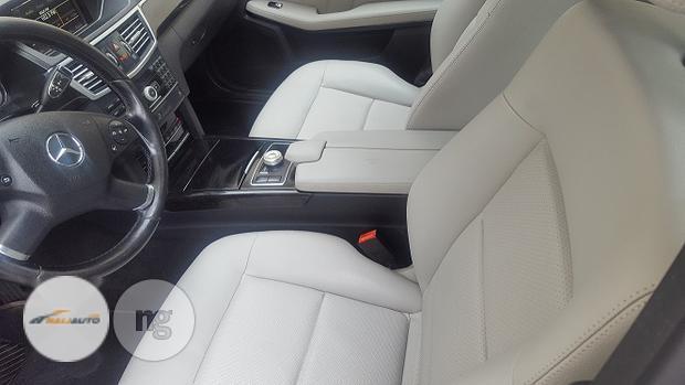 Clean Mercedes-Benz E350 2011 Gray-3