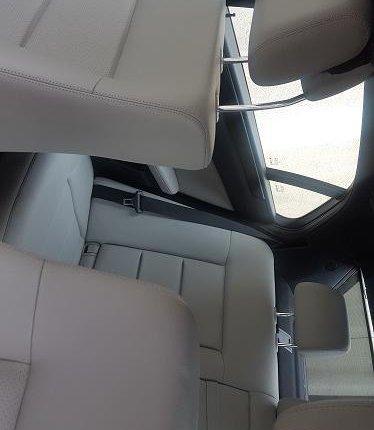 Clean Mercedes-Benz E350 2011 Gray-0