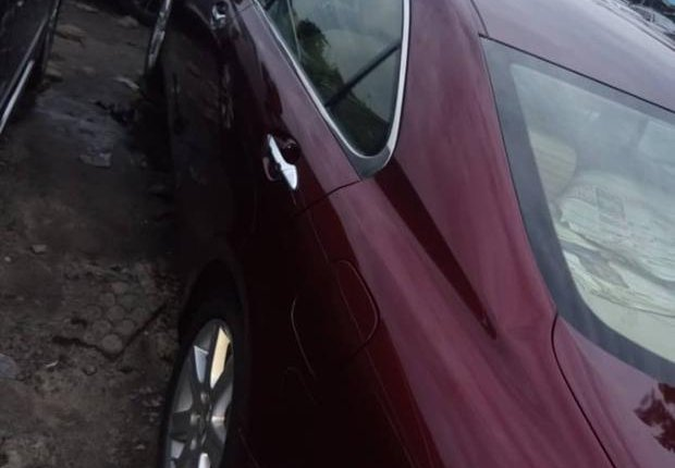 Super Clean Foreign  used Lexus ES 2007 Red-2
