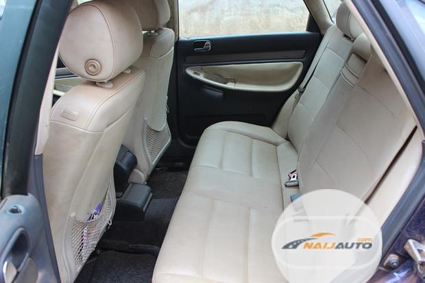 Nigeria Used Audi A4 2000 Model Blue-0