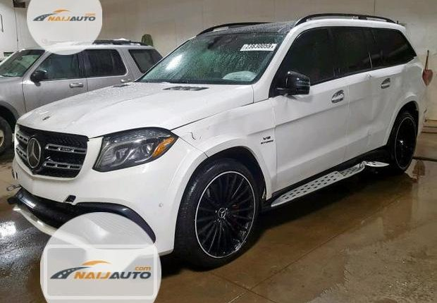 Neat Foreign used Mercedes-Benz G-Class 2017-0