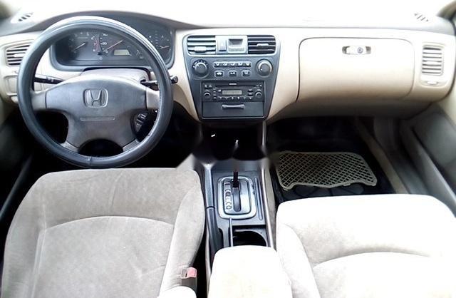 Super Clean Nigerian used 2001 Honda Accord -3