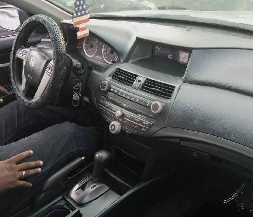 Super Clean Nigerian used 2008 Honda Accord -5