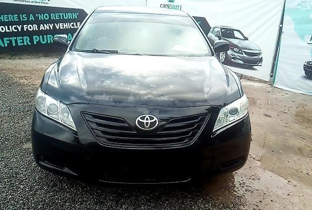 Super Clean Nigerian used 2007 Toyota Camry-12