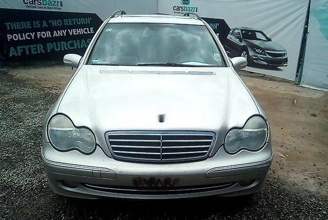 Super Clean Nigerian used Mercedes-Benz C200 2002-12