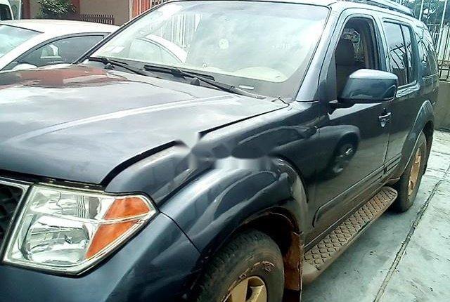 Super Clean Nigerian used 2006 Nissan Pathfinder-8