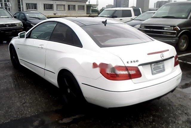 Super Clean Nigerian used 2012 Mercedes-Benz E350 -5