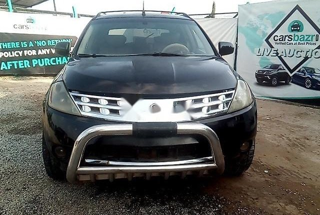 Super Clean Nigerian used Nissan Murano 2007-12