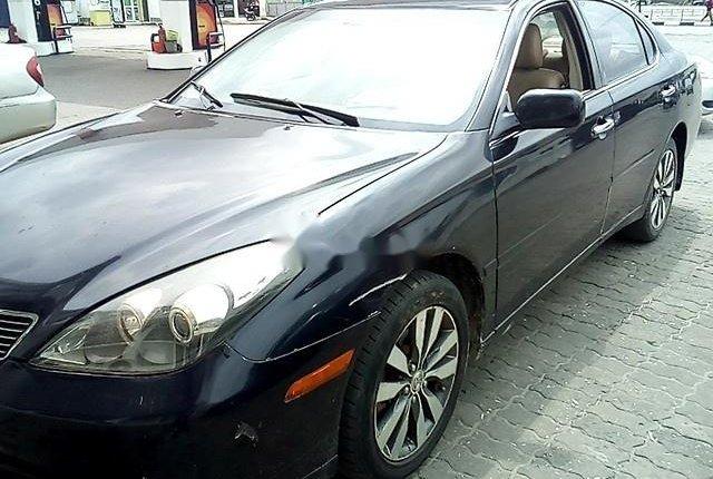 Super Clean Nigerian used Lexus ES 2006 -8