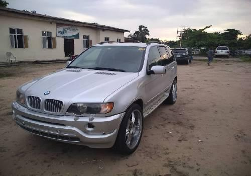 Super Clean Foreign used 2003 BMW X5 -3