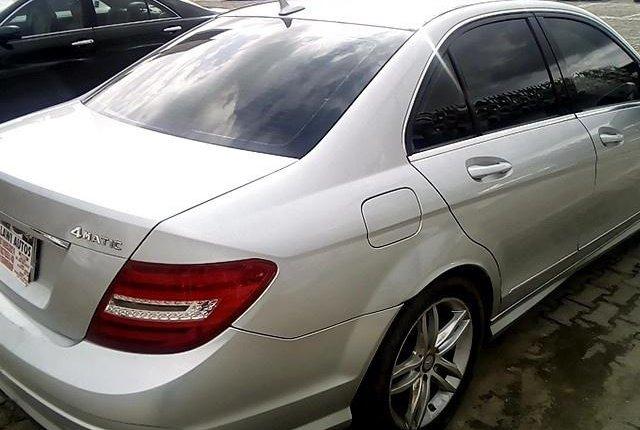 Super Clean Nigerian used Mercedes-Benz C300 2008-4