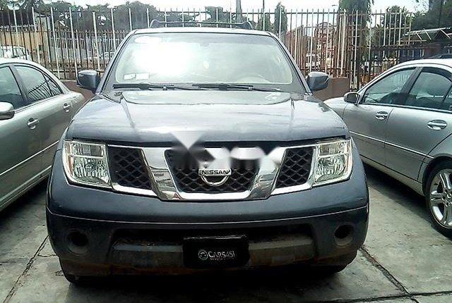 Super Clean Nigerian used 2006 Nissan Pathfinder-12