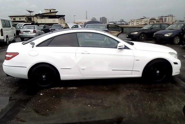 Super Clean Nigerian used 2012 Mercedes-Benz E350 -7