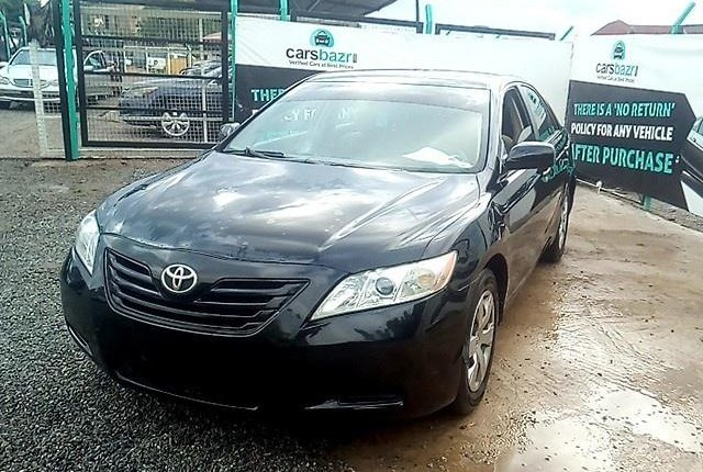 Super Clean Nigerian used 2007 Toyota Camry-10