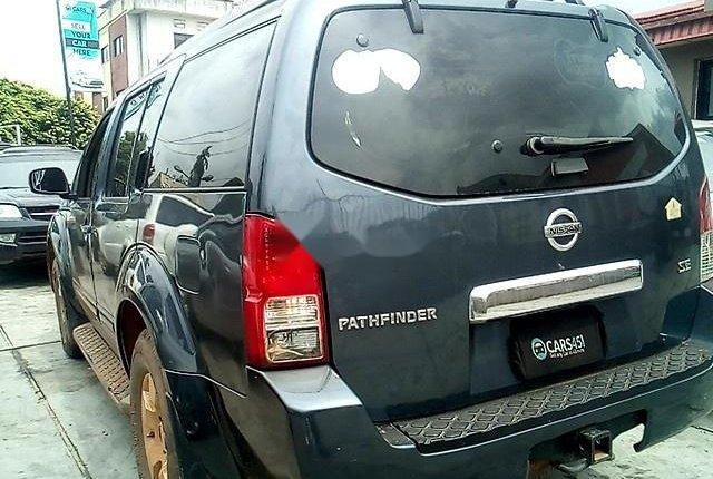 Super Clean Nigerian used 2006 Nissan Pathfinder-5