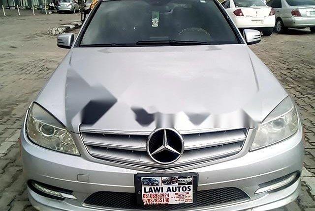 Super Clean Nigerian used Mercedes-Benz C300 2008-13
