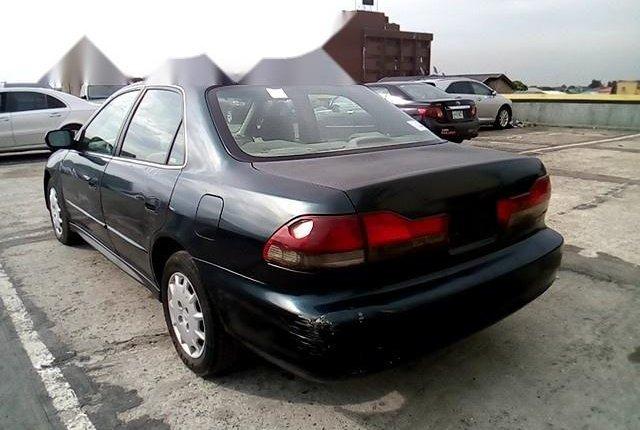 Super Clean Nigerian used 2001 Honda Accord -5