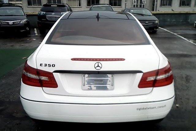 Super Clean Nigerian used 2012 Mercedes-Benz E350 -6