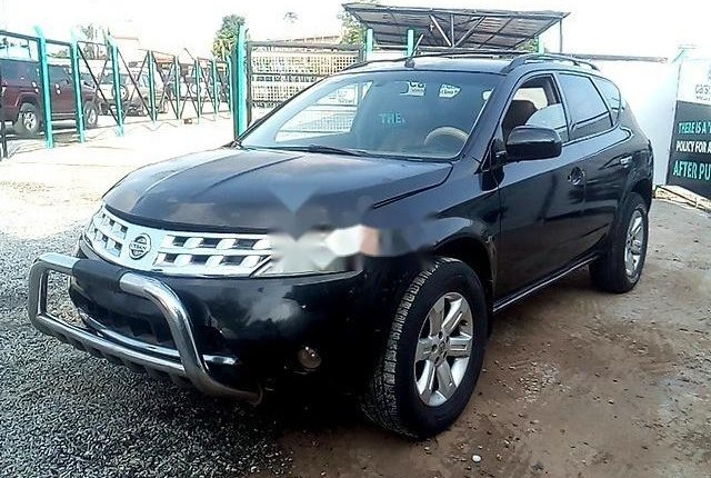 Super Clean Nigerian used Nissan Murano 2007-11