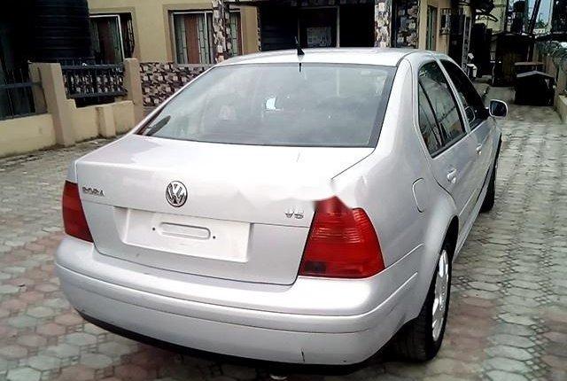 Super Clean Nigerian used Volkswagen Bora 2000-4