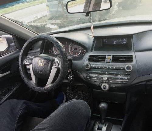 Super Clean Nigerian used 2008 Honda Accord -4