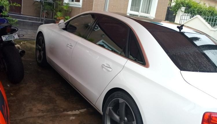 Clean Foreign used 2014 Audi A8 -5
