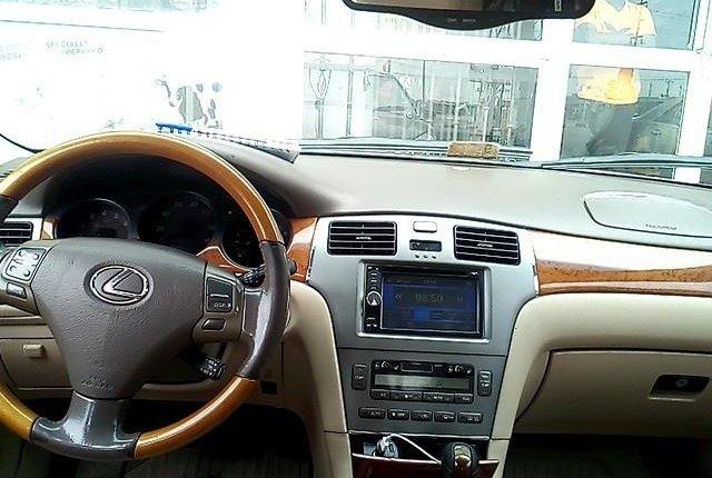 Super Clean Nigerian used Lexus ES 2006 -3