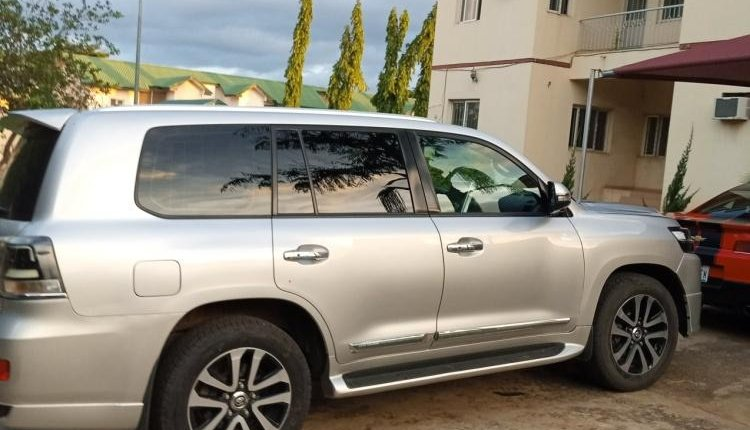 Clean Foreign used 2014 Toyota Land Cruiser-1