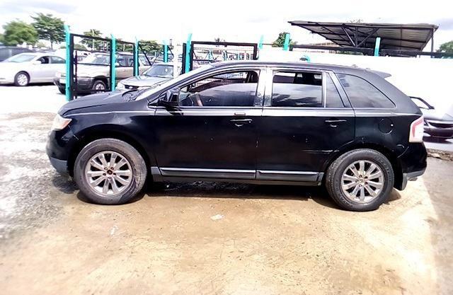 Super Clean Nigerian used 2007 Ford Edge -8