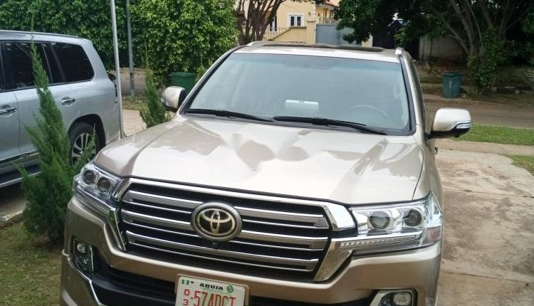 Clean Foreign used 2014 Toyota Land Cruiser-9
