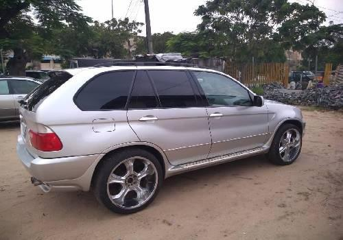 Super Clean Foreign used 2003 BMW X5 -6