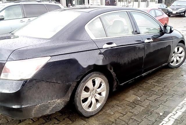 Neat Nigerian used 2008 Honda Accord-7