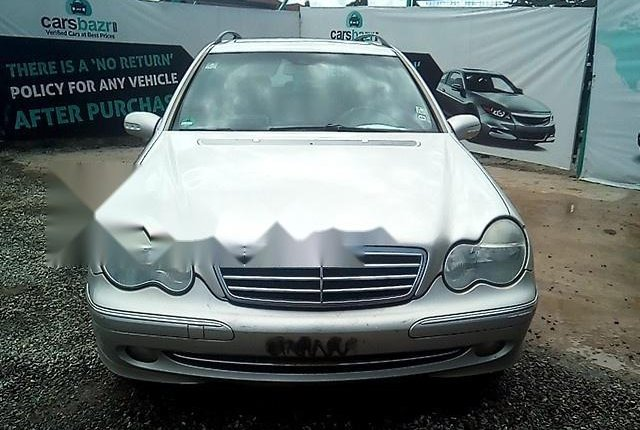 Super Clean Nigerian used Mercedes-Benz C200 2002-13