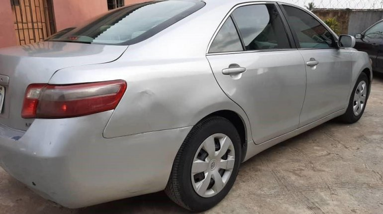 Very Clean Nigerian used 2008 Toyota Camry-4