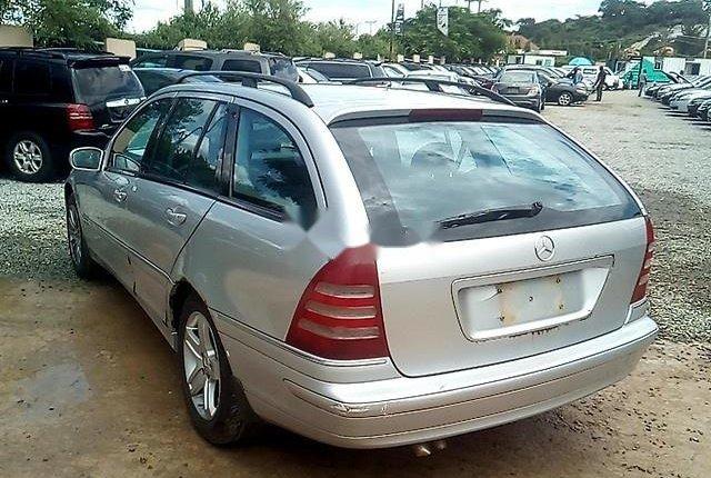 Super Clean Nigerian used Mercedes-Benz C200 2002-5