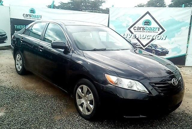 Super Clean Nigerian used 2007 Toyota Camry-9