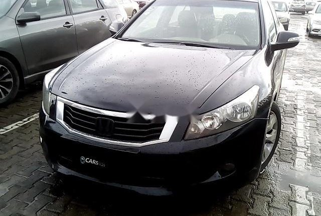 Neat Nigerian used 2008 Honda Accord-10