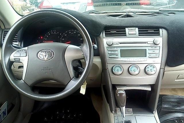 Super Clean Nigerian used 2007 Toyota Camry-3