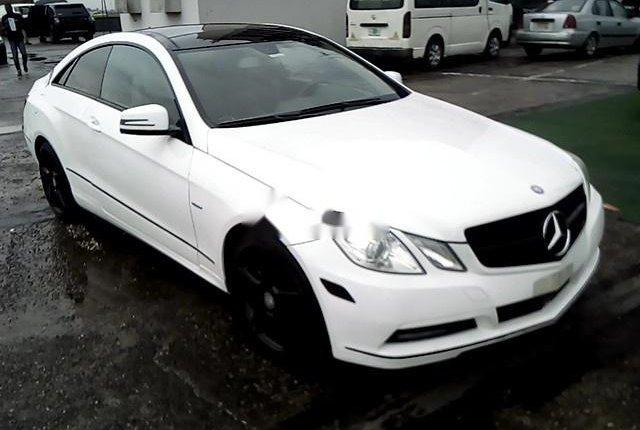 Super Clean Nigerian used 2012 Mercedes-Benz E350 -9