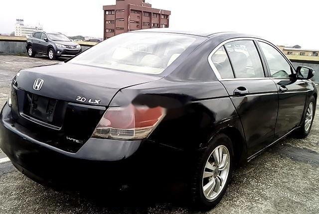 Super Clean Nigerian used Honda Accord 2008 -4
