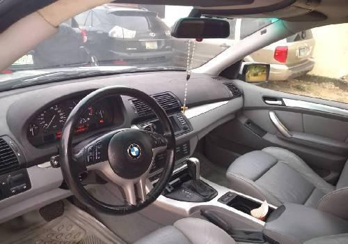 Super Clean Foreign used 2003 BMW X5 -7