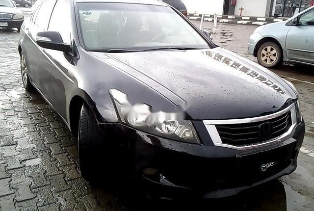 Neat Nigerian used 2008 Honda Accord-9